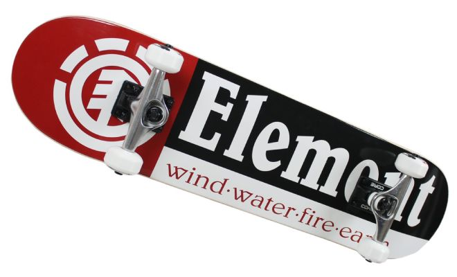 Element Skateboards Section