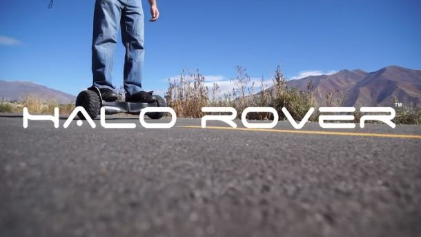 Halo Rover Hoverboard At A Glance