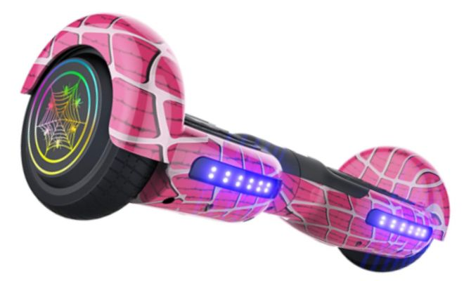 NHT Spider Web Electric Hoverboard