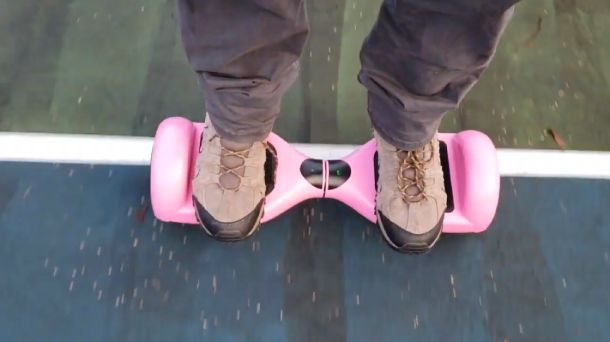 Tips for Riding a Hoverboard
