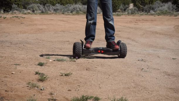 Top-picked Hoverboard By Halo Rover