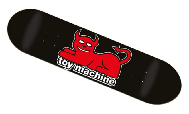 Toy Machine Devil Cat