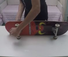 Toy Machine Skateboard