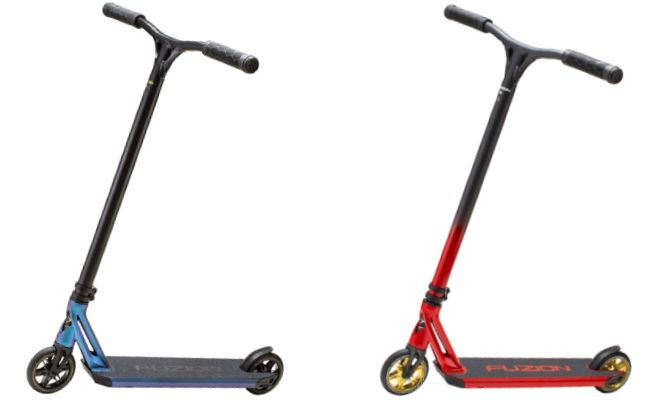 Fuzion Z375 pro scooter