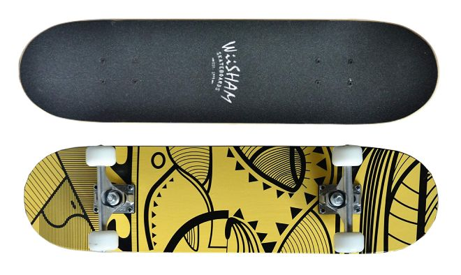 X Free Skateboards 31