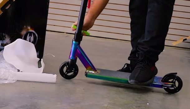 The birth of pro scooters