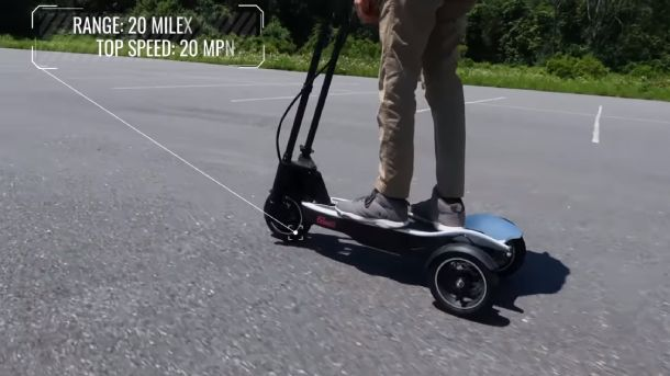 Are 3-Wheel Scooters Safer