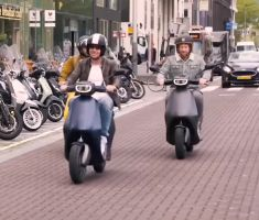 Electric Moped For Adults