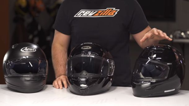 The Lifespan of a Motorcycle Helmet