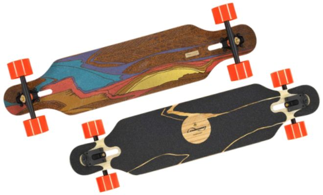 Loaded Boards Icarus Bamboo