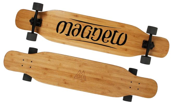 Magneto Longboards Bamboo