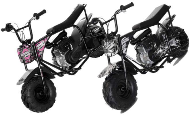 Mega Moto MM-B80-MG Gas Powered Scooter