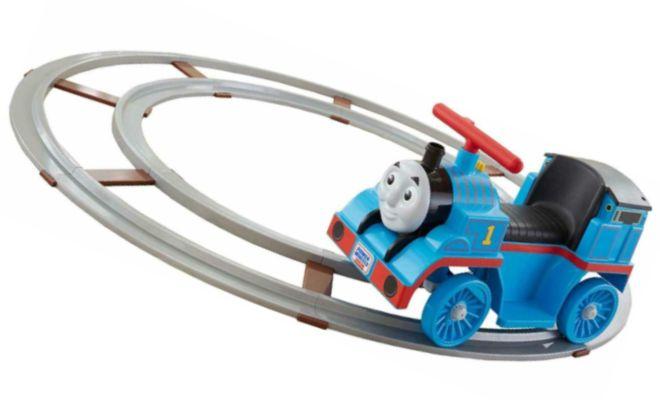 Power Wheels Thomas