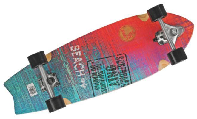 Roller Derby Slide Street Surf Skateboard