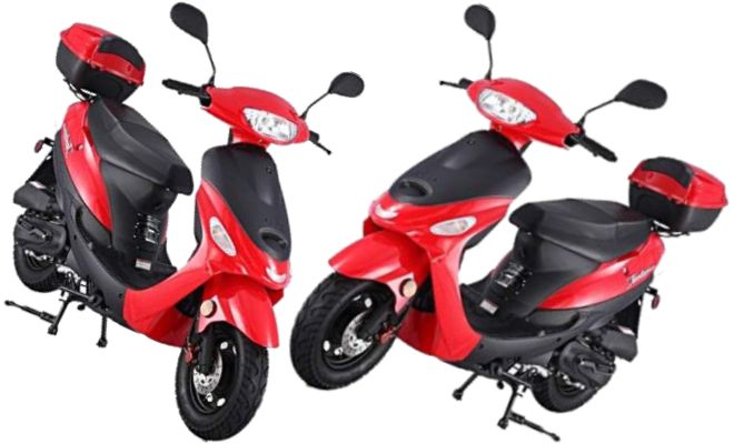 TAO SMART DEALSNOW Brings Brand New 50cc Scooter