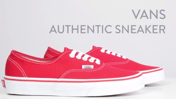 Are Vans Authentic Unisex