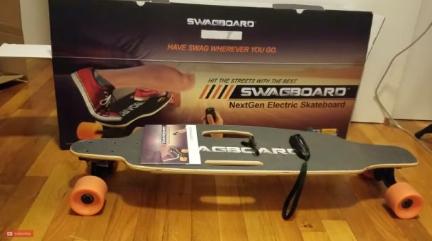 What Is Swagboard