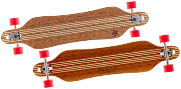 Hana Longboard Collection 42 inches Skateboards