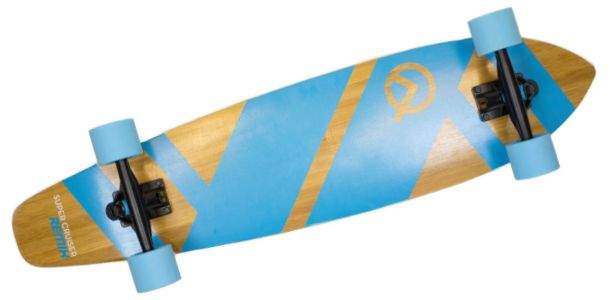 Quest Super Cruiser REMIX Longboard