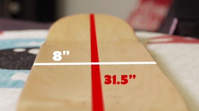 good size skateboard for a beginner