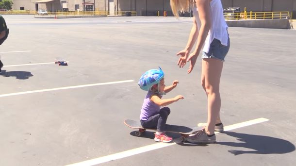 When Should A Toddler Learn to Skateboard