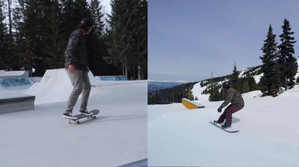 So Skateboard vs. Snowboard, which should I choose