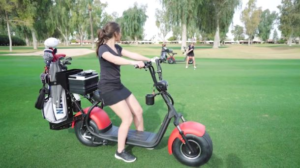 Buy A Fat Tire Electric Scooter