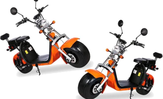 Electric Scooter 1500 Watt