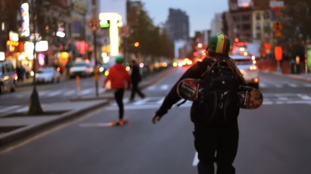 Freestyle Longboard Sites In Nyc