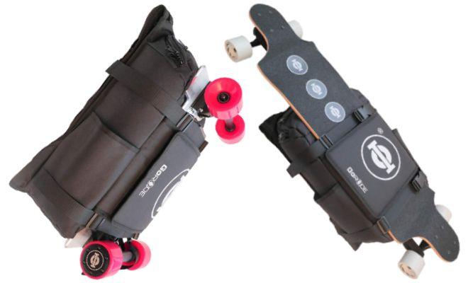 GoRide Skateboard Longboard Backpack