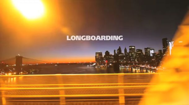 Enjoy Your Longboard In Nyc Riversides