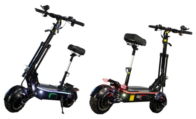 OUTSTORM Electric Scooters