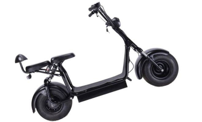 Adult Citycoco 1000W Fat Tire Scooter
