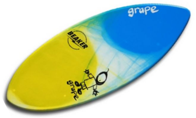 Grape Skimboard