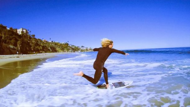 Move And Skim Properly With The Board