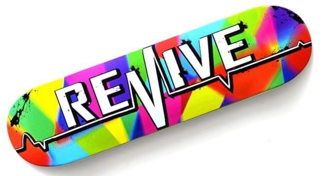 ReVive Prism Skateboard