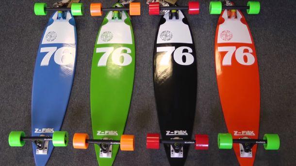 Is Z-Flex A Good Longboard Brand