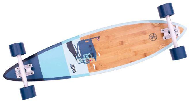 Z-Flex Pintail Longboard