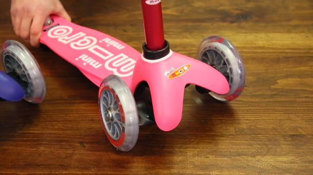 buy three wheel scooters for toddler