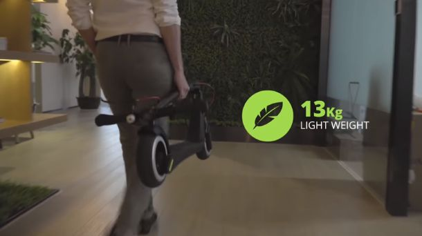 electric scooters foldable