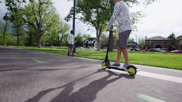 Scooter Speed