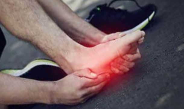 Boot-related Foot Pain