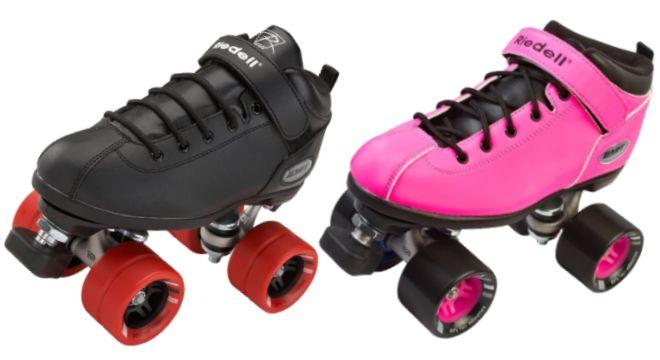 Riedell Skates – Dart - Quad Roller Skates