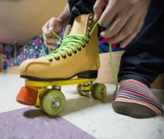 Roller Skating Making A Comeback