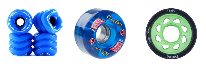 Shape Roller Skate Wheels