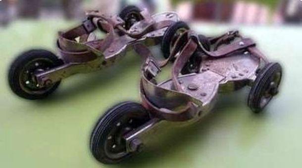 The Origin Of Roller Skates