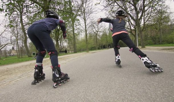 What Causes Inline Skating Muscle Soreness