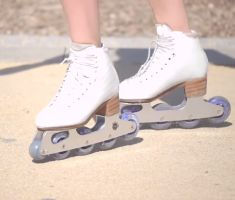 How To Roller Skate Smoothly