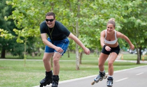 Skating Improves Agility