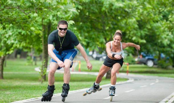 Practice flexible movements